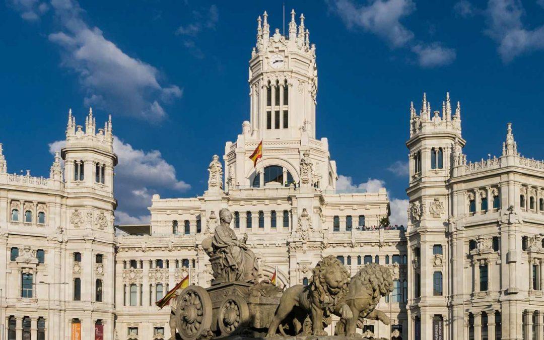 Madrid berichtje